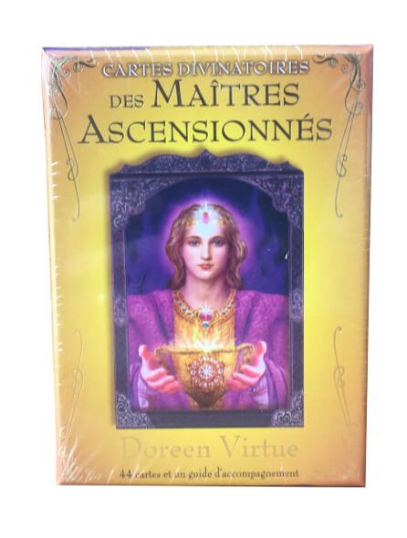 Cartes divinatoires des Maîtres Ascensionnés