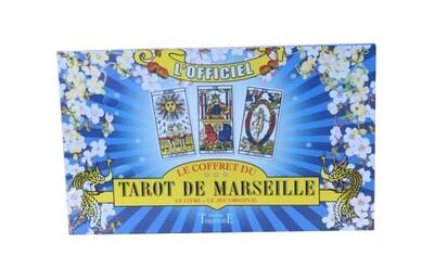 Tarot de Marseille - Coffret