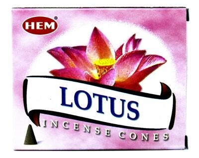 Cône Hem Lotus