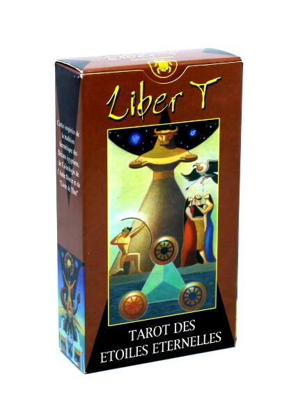 Tarot des étoiles éternelles Liber T