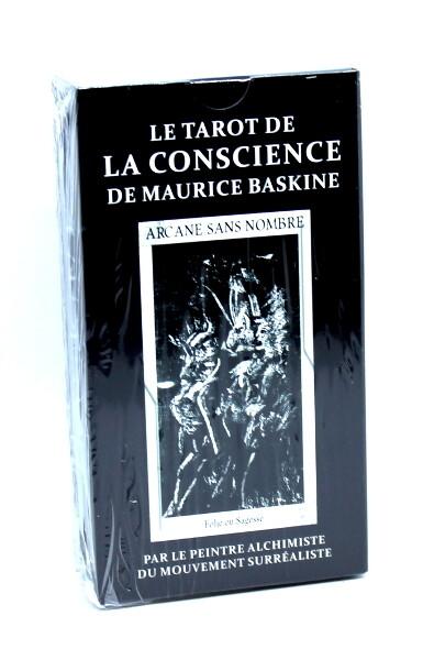 Le Tarot de la Conscience de Maurice Baskine