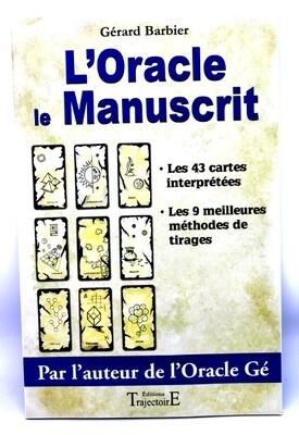 oracle le manuscrit