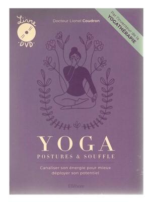 Yoga postures & souffle - livre + DVD