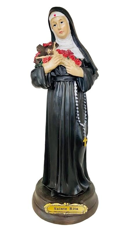 Statue Sainte Rita 30 cm