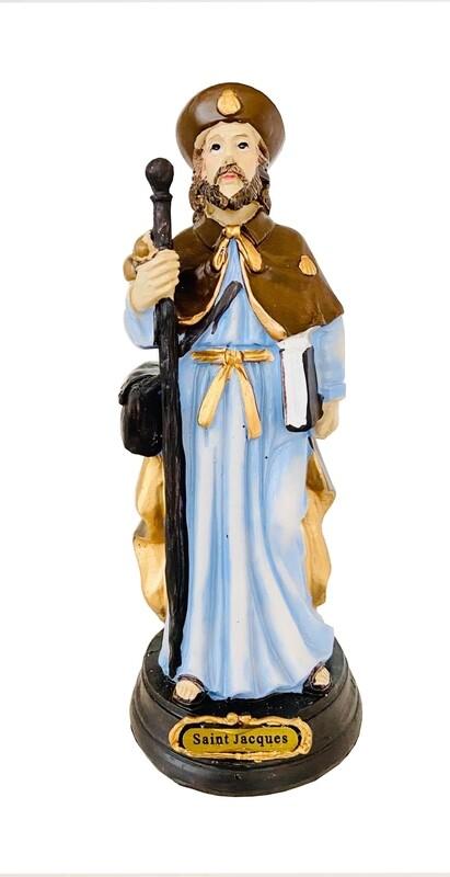 Statue Saint Jacques 16 cm