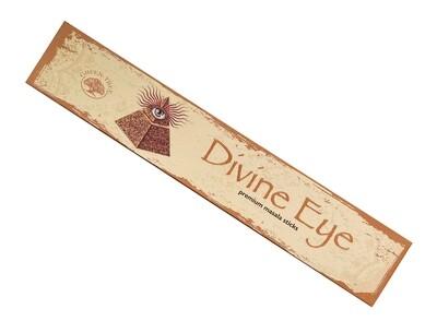 Encens Green Tree Divine Eye 15 gr