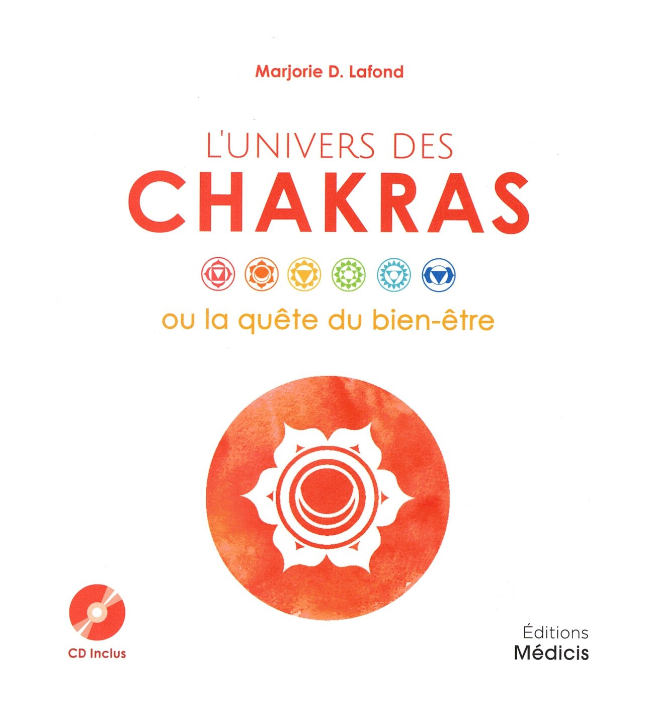 L'univers des Chakras