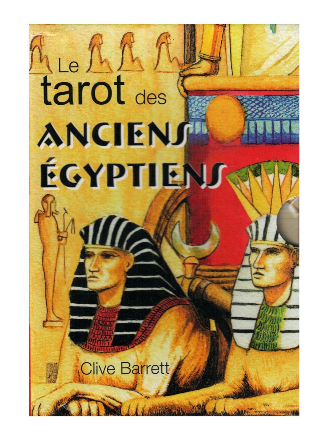Le tarot des anciens Égyptiens