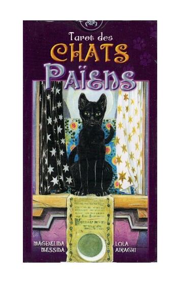 Tarot des chats Païens