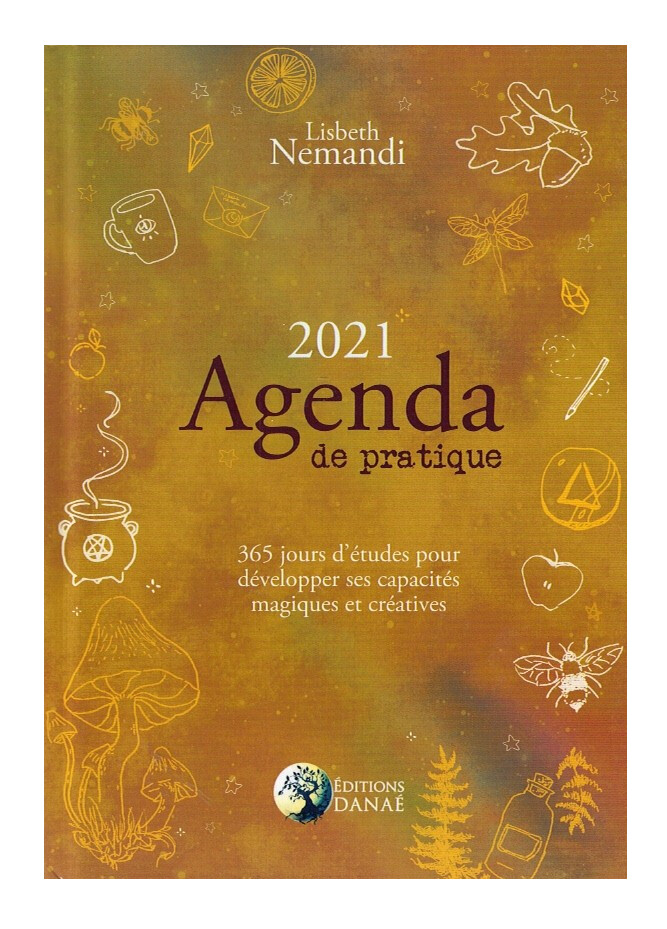 Agenda de pratique 2021