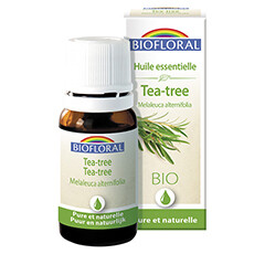 Huile essentielle Biofloral Tea Tree
