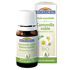 Huile essentielle Biofloral camomille noble