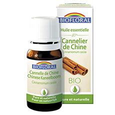 Huile essentielle Biofloral cannelier de chine