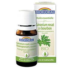 Huile essentielle Biofloral Géranium rosat