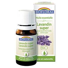 Huile essentielle Biofloral Lavandin super