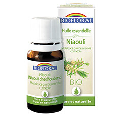 Huile essentielle Biofloral Niaouli