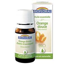 Huile essentielle Biofloral Orange douce