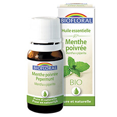 Huile essentielle Biofloral Menthe poivrée