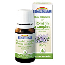 Huile essentielle Biofloral Romarin camphré