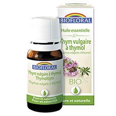 Huile essentielle Biofloral Thym thymol
