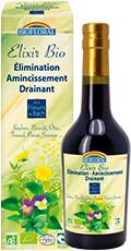 Elixir Bio Elimination, Amincissement, Drainant Biofloral