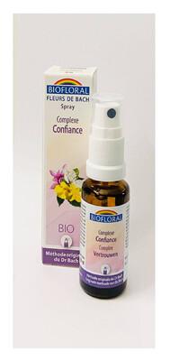 Fleurs de Bach confiance en spray Biofloral 20 ML