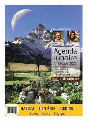 Agenda lunaire pratique 2021