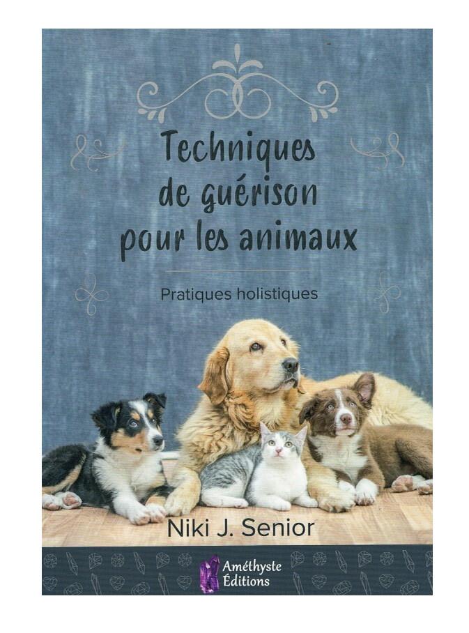 Techniques de guérison pour les animaux