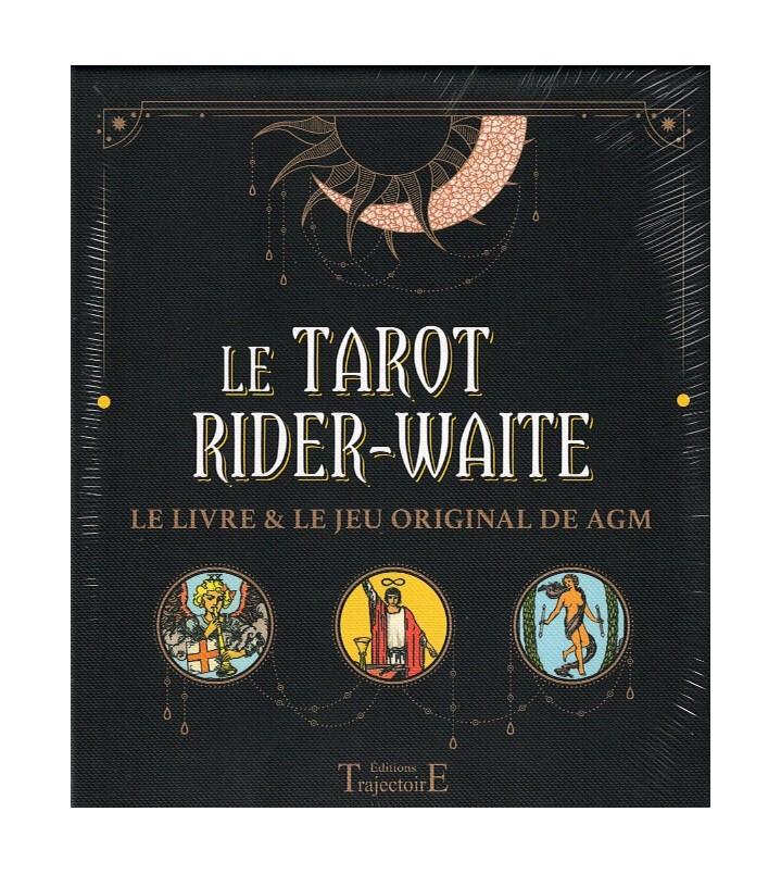 Le Tarot Rider-Waite Le livre & le jeu original de AGM