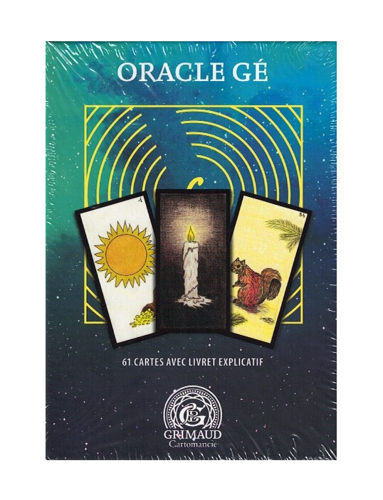 Oracle Gé coffret Grimaud