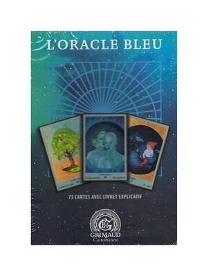 L'oracle Bleu coffret Grimaud