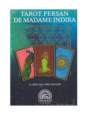 Tarot Persan de Madame Indira coffret Grimaud