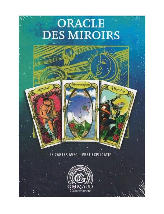 Oracle des Miroirs coffret Grimaud