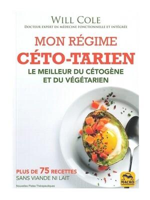 Mon régime Céto-Tarien