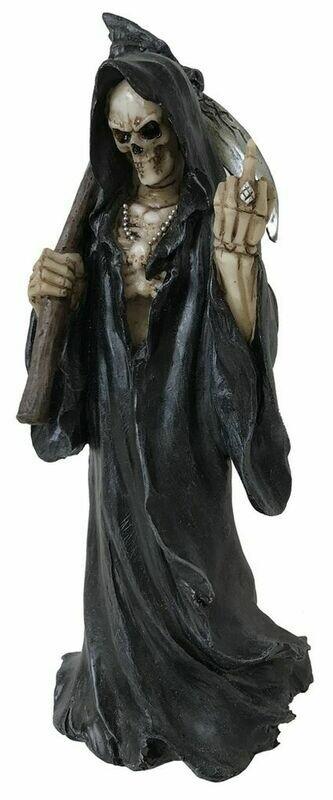 Statue ange de mort