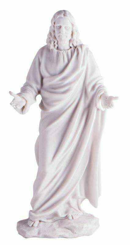 Statue Jésus christ 29,5 cm