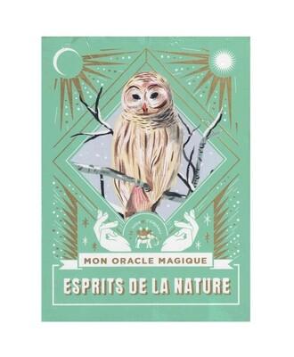 Mon oracle magique Esprits de la nature