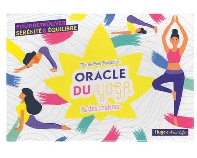 Oracle du yoga & des chakras