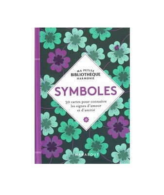 Ma petite bibliothèque harmonie symboles