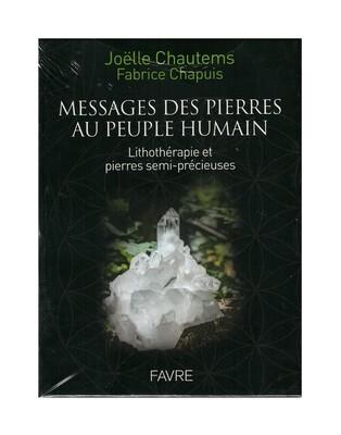 Messages des pierres au peuple humain
