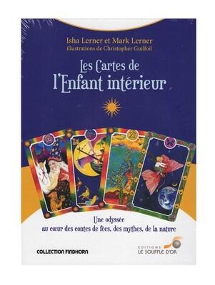 Les cartes de l'enfant intérieur