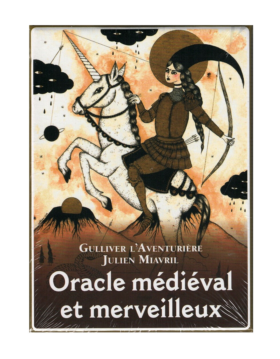 Oracle médiéval et merveilleux