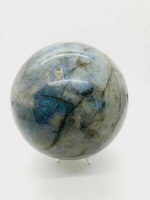 Labradorite boule 1790gr 10cm