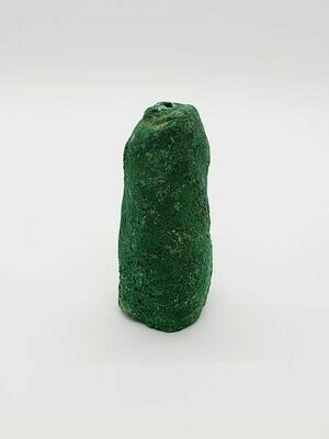 Malachite brute 7cm 115gr percée