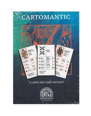 Cartomantic coffret Grimaud