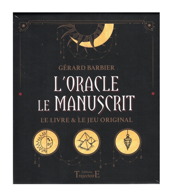 L'oracle le manuscrit le livre & le jeu original