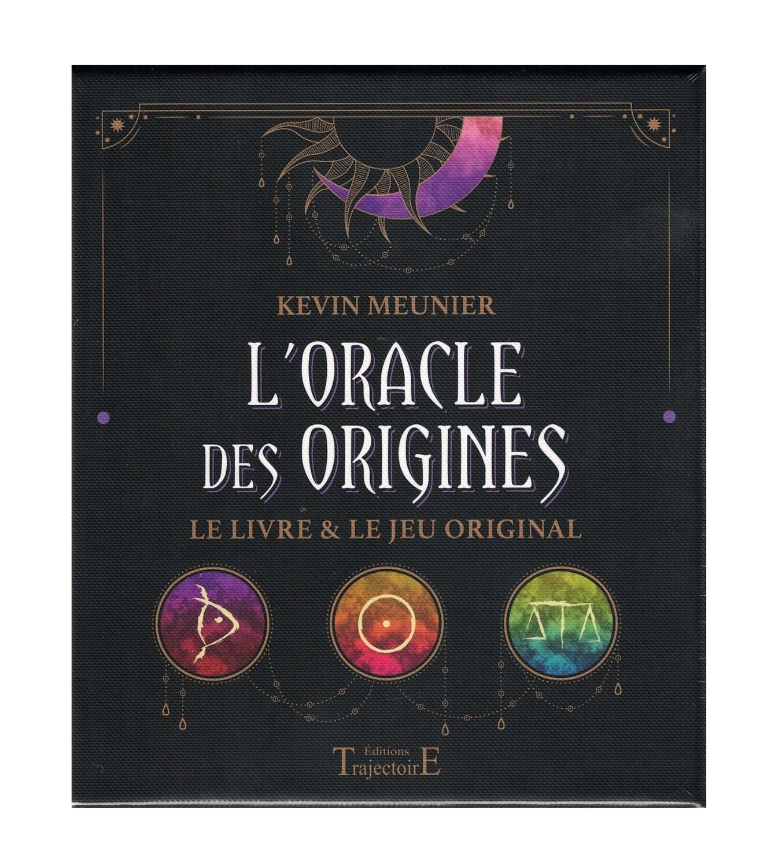 L'oracle des origines le livre & le jeu original
