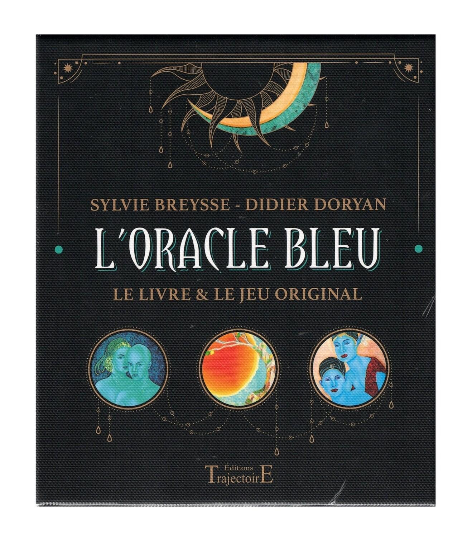 L'oracle bleu le livre & le jeu original