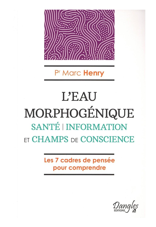 L'eau morphogénique