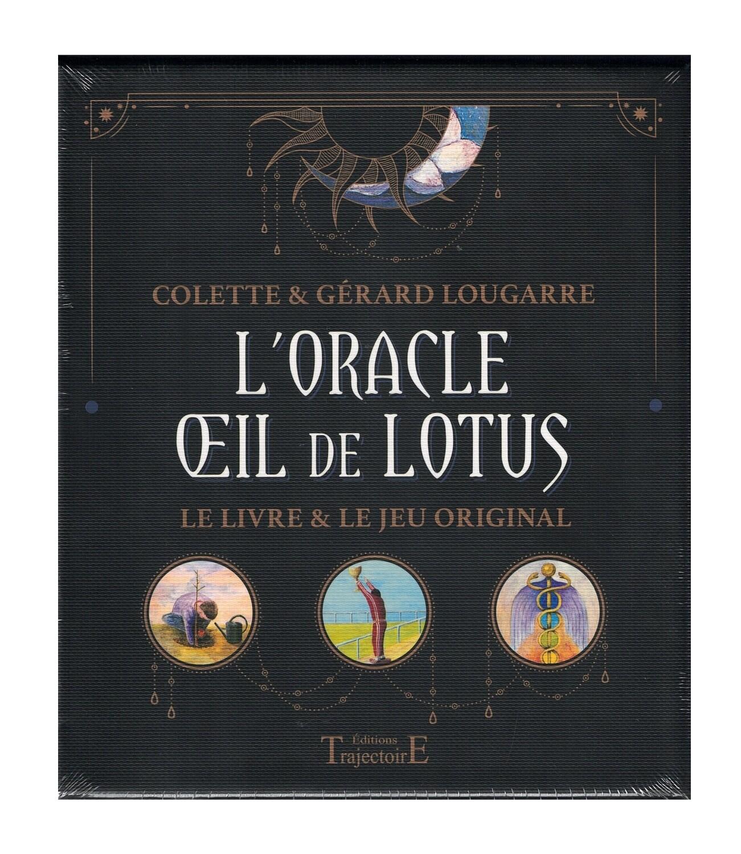 L'oracle l'Œil de lotus le livre & le jeu original